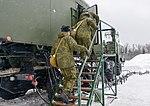 Заступление на боевое дежурство ЗРК С-400 «Триумф» в Солнечногорске 05.jpg