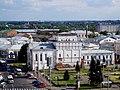 Знаменская башня, вид с крыши театра им. Ф. Волкова.JPG