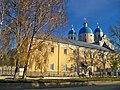 Костел Св.Духа .Монастирські келії .Осінь...JPG
