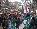 Марш фанів Карпат Львів 27 лютого 2010 (на Зеленій).jpg