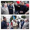 Михаил Дегтярев в парке Красная пресня в ЦАО Москвы.jpg