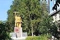 Пам'ятник 100 воїнам-односільчанам, загиблим на фронтах Великої Вітчизняної війни, село Приморське (Білгород-Дністровський район).jpg