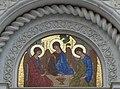 Саборна црква Христа спаситеља у Бањалуци, детаљи са храма 02.JPG