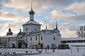 Святые ворота с церковью святителя Николая в зимнее время.jpg