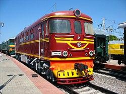 ТЭП60 тепловоз Diesel locomotive TEP 60.jpg