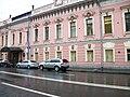 Усадьба Морозова И. А. (Академия художеств РФ), Москва 04.JPG