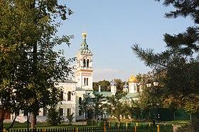 Св николая на рогожском кладбище