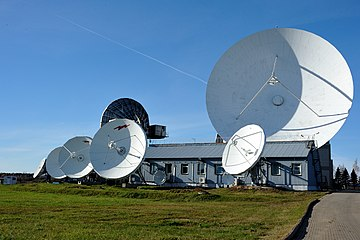 Russian satellite ground station TsKS Dubna GPKS -6.jpg