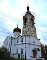 Церковь Николая Чудотворца, Московская область, деревня Устьяново, 1.JPG