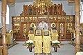 Церковь святителя Николая в деревне Торошино.Интерьер.JPG
