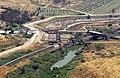 סכרים של מפעל החשמל של רוטנברג נהריים.jpg