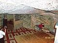 داخل المغارة في مسجد قبة الصخرة.JPG