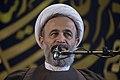 سخنرانی علیرضا پناهیان در جمع هیئت های مذهبی در قصر شیرین به مناسبت بیست و دوم بهمن ماه Alireza Panahian 10.jpg