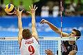 لیگ جهانی والیبال-دیدار صربستان و ایتالیا-۱۳.jpg