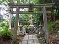 倶梨迦羅不動尊 吉野山にて 2013.6.17 - panoramio.jpg