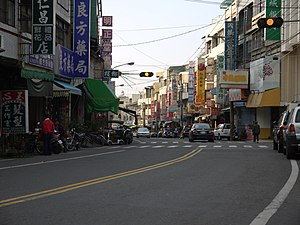 Meishan, Chiayi - Meishan Township