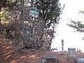 岡山市 剣山 三等三角点 - panoramio.jpg