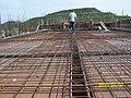 楼板钢筋的绑扎 - panoramio.jpg