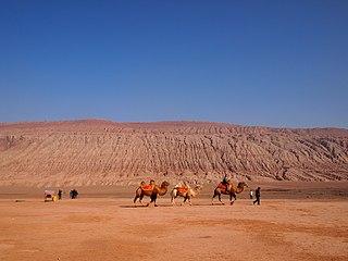 Xinjiang Autonomous region of China