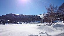 ヒル 場 湖 スキー ロイヤル 白樺