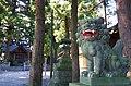 芝宮神社の狛犬 上伊那郡飯島町 2014.9.09 - panoramio.jpg