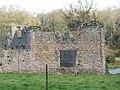 -2020-12-01 The outside of the inner range building, Inner court, Baconsthorpe Castle.JPG
