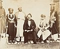 -British Gentleman with Group of Eastern Potentates- MET DP147807.jpg