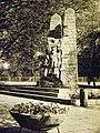 00080 Soviet Denkmal aus der Zeit des kommunistischen Totalitarismus in Szprotawa (Reed 1971).JPG