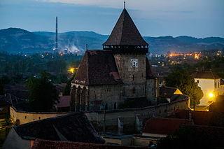 Axente Sever, Sibiu Commune in Sibiu, Romania