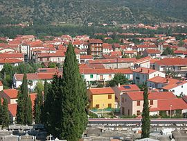 View of Prades