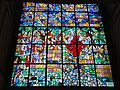021212 Stained-glass window in Holy Trinity Church in Warsaw (Lutheran) (fragment) - 04.jpg