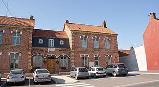 Hallines Commune in Hauts-de-France, France