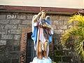 0388jfSabang Halls Parish Church San Rafael Bulacanfvf 08.JPG