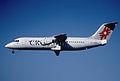 101ba - Crossair Avro RJ 100; HB-IXW@ZRH;01.08.2000 (5067231642).jpg
