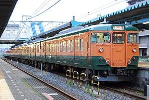 113 series - Image: 113kei syounan