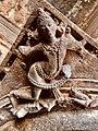 11th century Panchalingeshwara temples group, Kalyani Chalukya, Sedam Karnataka India - 22.jpg
