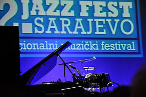 Jazz Fest Sarajevo - Image: 12. Jazz Fest Sarajevo 2008 (3005685019)