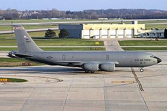 126th Air Refueling Squadron - 126th Air Refueling Squadron – KC-135R 63-8029