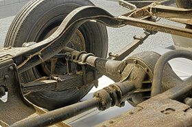 Drive shaft - Wikipedia