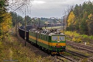 131 068-9, Польша, Малопольское воеводство, перегон Буковно - Олькуш (Trainpix 213854).jpg