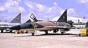 146th Fighter-Interceptor Squadron Convair F-102A-75-CO Delta Dagger 56-1361