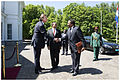150608 Koenders ontvangt president Kikwete van Tanzania.jpg
