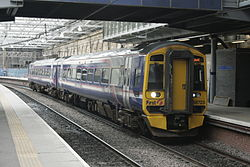 158723 waits at Edinburgh Waverley, 05 April 2013.JPG