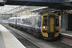 158723 waits at Edinburgh Waverley, 05 April 2013.JPG