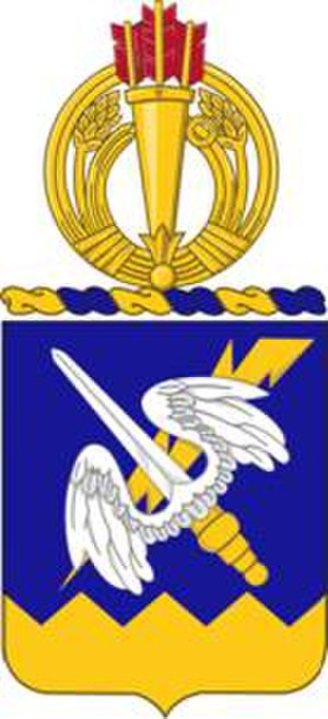158th Aviation Regiment (United States) - Coat of arms