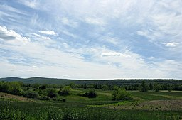 1658 - Brush Creek Twp - View from PA643 near Moss Rd.JPG