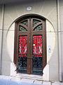 172 Casa Grego (Tortosa), portal.JPG