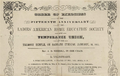 1851 LadiesAmericanHomeEd TremontTemple Boston.png