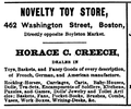 1873 Creech toys 462WashingtonSt BostonDirectory.png