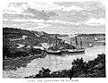 1879-01-10, La Ilustración Gallega y Asturiana. Vista del astillero de Rivadeo. J. Cuevas.jpg